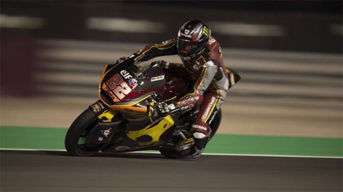 Hasil Kualifikasi Moto2 Doha 2021 - Sam Lowes Pole Position, Pembalap Tim Mandalika Start ke-15