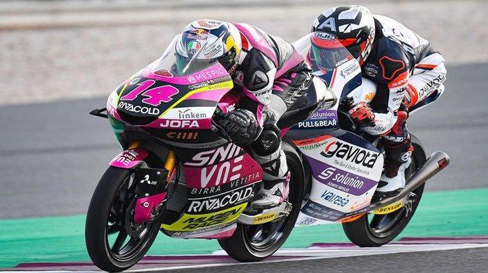 Hasil Kualifikasi Moto3 San Marino, Dominasi Pebalap Jepang! Cek Hasil Kualifikasi MotoGP San Marino