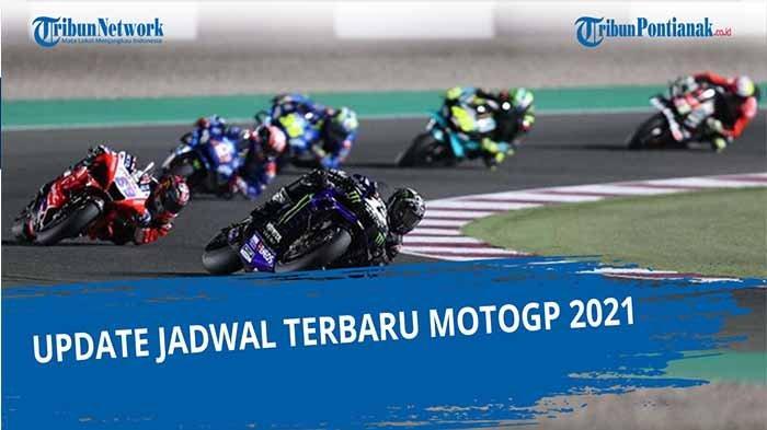 Jadwal Lengkap MotoGP 2021 Trans7 , GP Doha Hari Ini Kualifikasi & Race Hari Minggu Link Live Stream