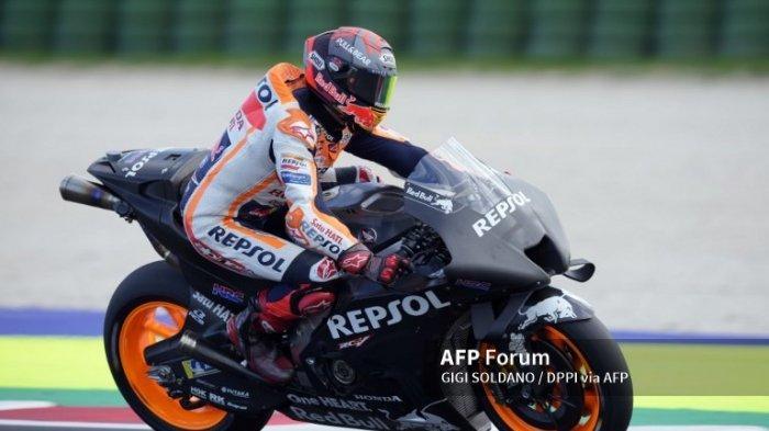 MotoGP 2022 Momen Kebangkitan Marc Marquez dengan Desain Motor Honda RC213V Terbaru