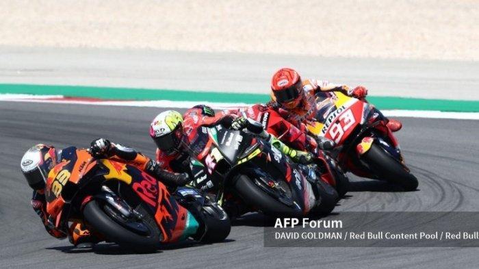 RTSH SPORT Streaming MotoGP & Moto2 Sekarang di Jerez 2021 - Cek Link Hasil MotoGP Malam Ini
