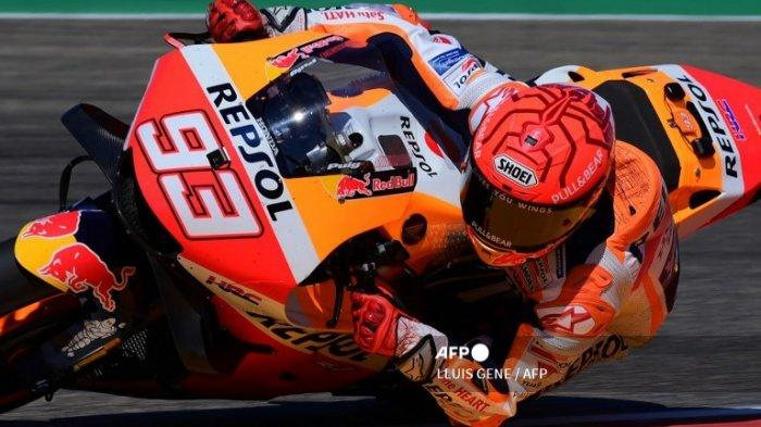 MotoGP Amerika Serikat 2021 - Francesco Bagnaia Unggulkan Marc Marquez