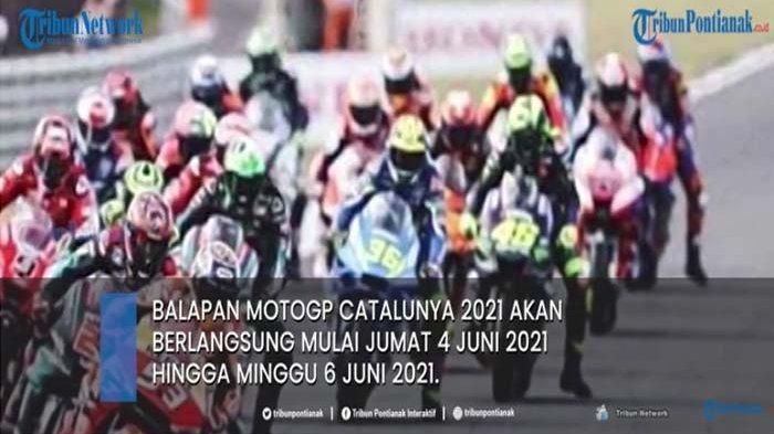 MotoGP Catalunya 2021 Bagnaia Beri Ancaman Quartararo Raih Juara, Hasil FP2 Ducati Kalahkan Yamaha