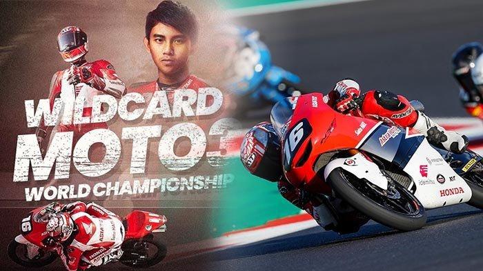 MOTOGP Indonesia Update, Pembalap AHRT Mario Suryo Aji Bakal Balapan di Dua Seri Moto3 via Wildcard