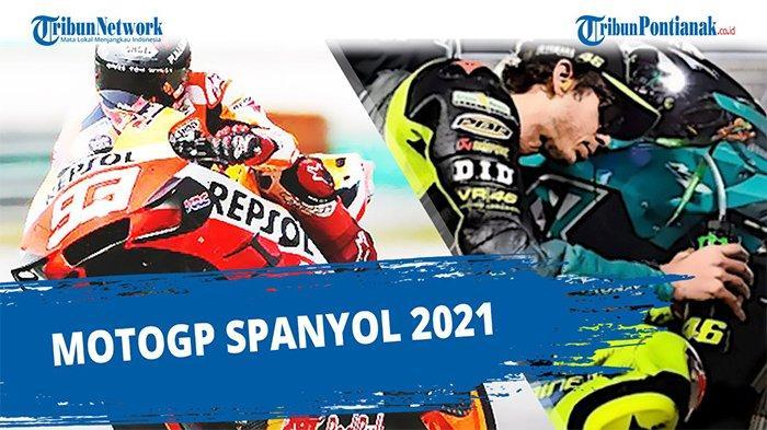 JAM Siaran Langsung MotoGP Jerez 2021, Cek Lengkap Starting Grid & Pole Position MotoGP Spanyol 2021