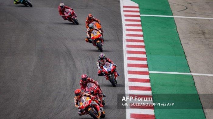 Hasil FP 3 MotoGP Hari Ini di Sirkuit Jerez Spanyol, Performa Marc Marquez & Rossi di Hasil Q1 & Q2