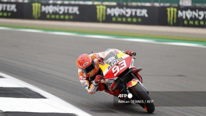 BERITA MotoGP Terbaru Update Hasil Midday Test Misano 2021, Sepeda Motor Honda Musim 2022 Digeber !