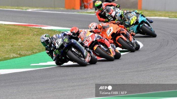 Jadwal MotoGP Catalunya 2021 di Barcelona: Mulai Latihan Bebas, Kualifikasi hingga Race Live Trans7