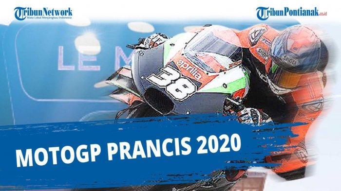 HASIL Latihan Bebas FP1 MotoGP Le Mans Prancis Hari Ini Jumat 14 Mei Update di Link MotoGP 2021