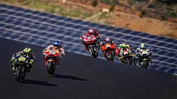 JAM Tayang Live Race MotoGP Hari Ini & Starting Grid Urutan Start MotoGP Doha 2021 Streaming Trans 7