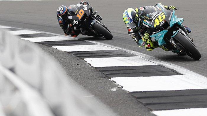 KLASEMEN MotoGP 2021 : Fabio Quartararo Kokoh di Puncak, Valentino Rossi Papan Tengah