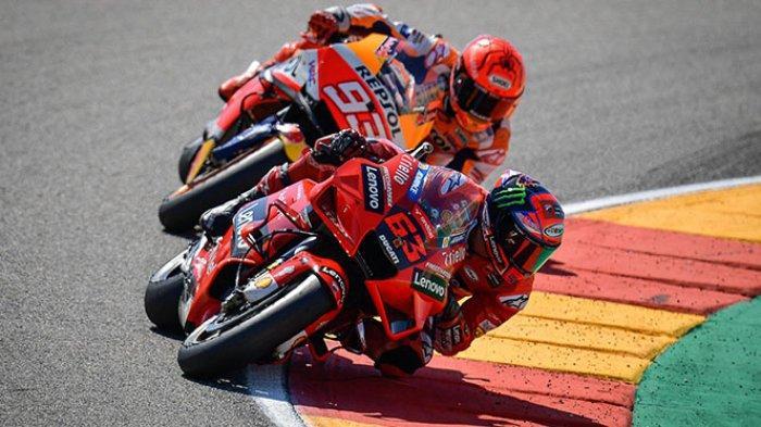 MotoGP San Marino 2021 - Jadwal Jam Tayang Live Trans7 Race MotoGP Moto2 dan Moto3