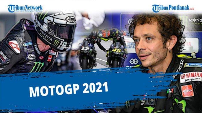 CEK Latihan Bebas FP1 & FP2 MotoGP Spanyol 2021 & Jam Tayang MotoGP Jerez Live Trans7 Minggu
