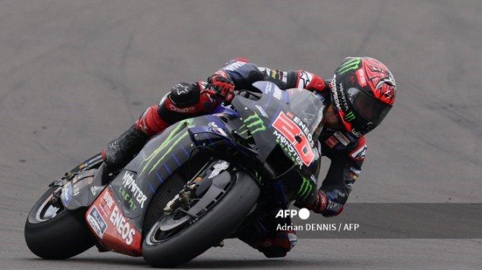 MotoGP Standings Terbaru Jelang Hasil MotoGp Aragon 2021 Pekan Depan, Fabio Quartararo Melesat!