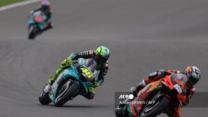 KLASEMEN MotoGP Malam Ini Minggu 5 September 2021 Posisi Marc Marquez, Fabio Quartararo hingga Rossi