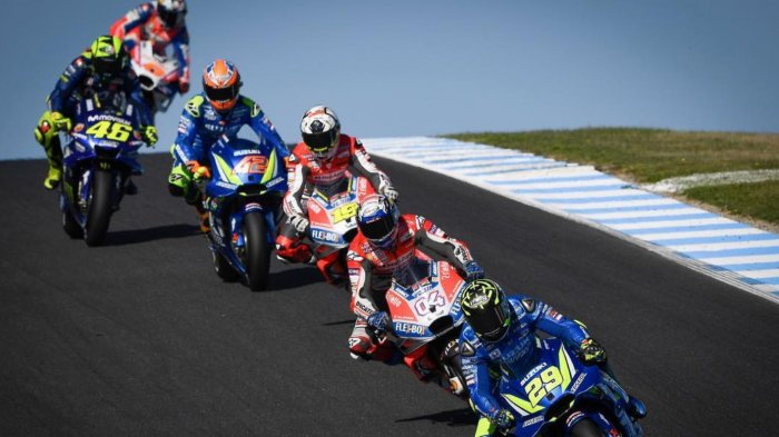 MOTOGP TRANS 7 Live Streaming - Kabar Terbaru Pembalap Yamaha Maverick Vinales & Fabio Quartararo