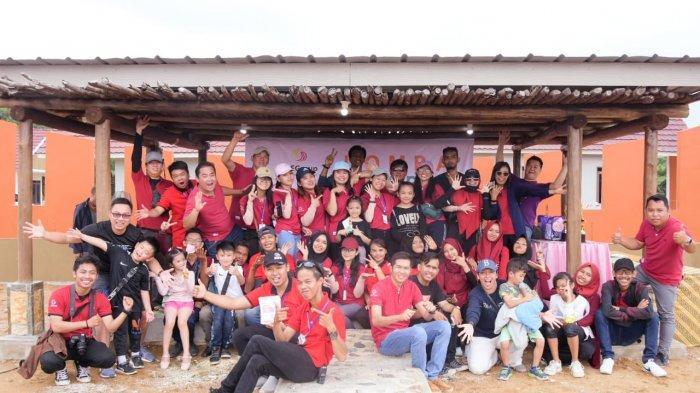 MSGroup Selenggarakan Event Colouring Fun ke Dua di Waterfront MS Kencana