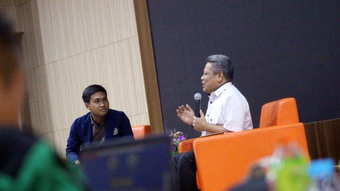 Muda Mahendrawan : Pemimpin Era Milenial Wajib Berinovatif