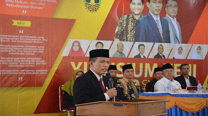 Muhammad Hasan: Promosi dan Sosialisasi Adalah Bentuk Strategi Pengenalan Fakultas Syariah