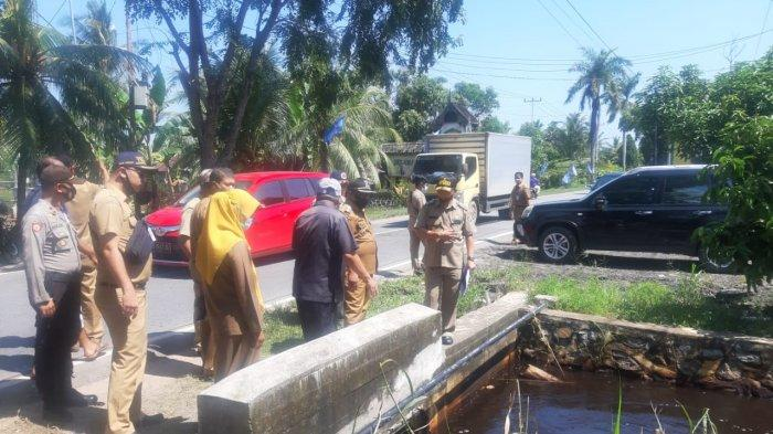 Pemkab Mempawah Akan Lakukan Normalisasi Saluran Air Atasi Banjir