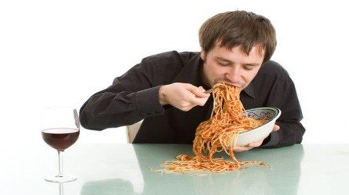 MULAI Sekarang Jangan Lagi Makan dengan Cepat, Ternyata Ini Bahaya Fatal Luar Biasa Pada Tubuh