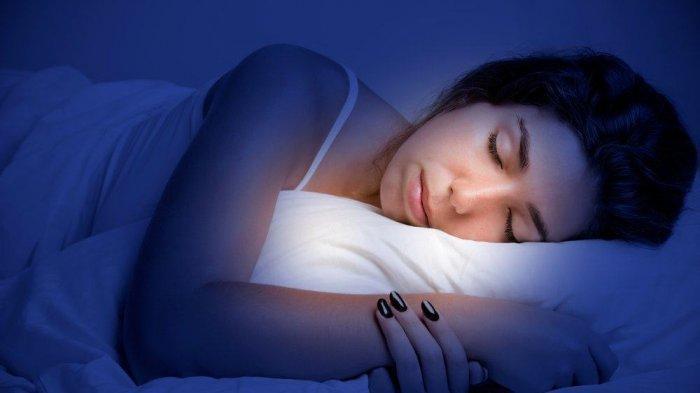 Mulai Sekarang Jangan Tidur dengan Lampu Menyala, Bahayanya Mengerikan