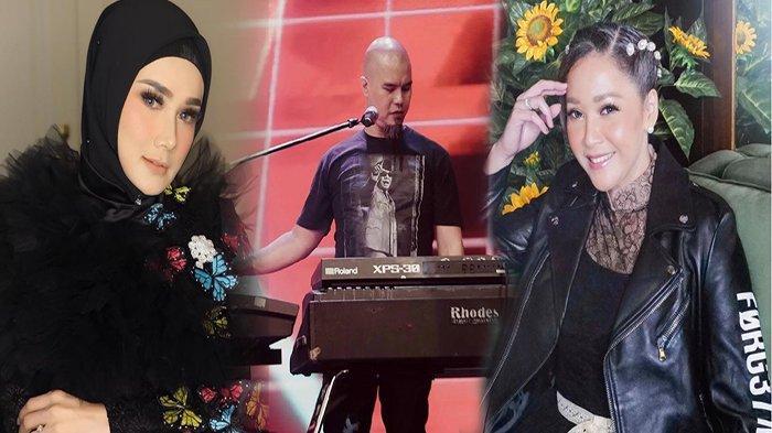 Hadir di Indonesia Idol, Ahmad Dhani & Mulan Jameela Berduet, Maia Menghilang, Kemana?