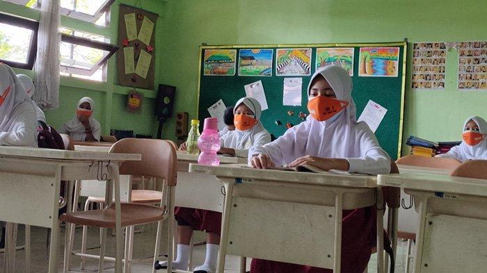 Tenaga Pendidik Berada Wilayah Mobilitas Penduduk Tinggi Wajib Skrinning 2 Minggu Sekali