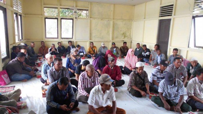 BPD Desa Tembang Kacang Gelar Musdes, Jadi Rumusan Rencana Kerja Pemerintah Desa