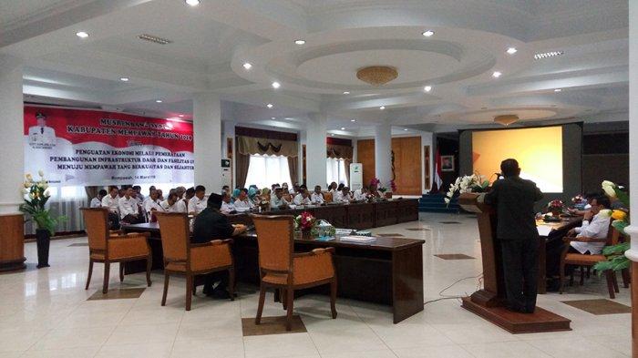 Pemkab Mempawah Gelar Musrenbang RKPD 2019, Ini Harapan Dewan