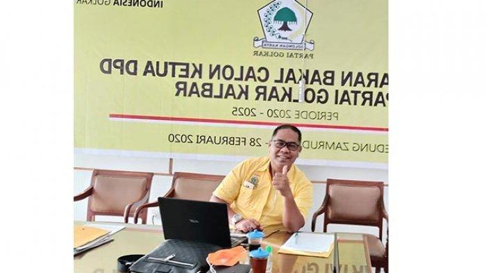 Mustafa MS Jabat Plt Ketua DPD Golkar Kubu Raya
