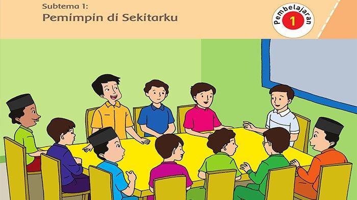 KUNCI Jawaban Tema 7 Kelas 6 Hal 1 2 3 4 5 6 7 Tematik SD : Kepemimpinan Subtema 1 Pembelajaran 1