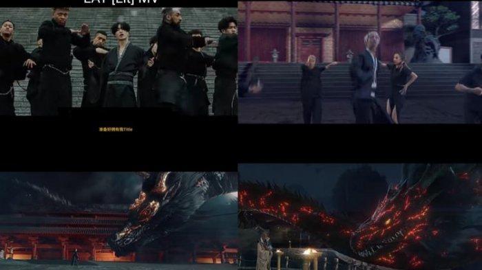 Lirik Lagu Raja Terakhir Young Lex yang Musik Videonya Dinilai Plagiat dari MV Lay EXO