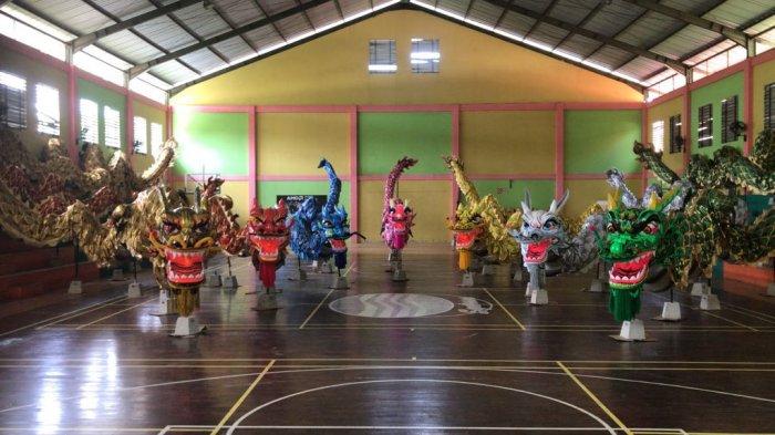9 Naga di Singkawang Siap Pecahkan Rekor MURI