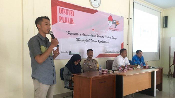 Indonesia Bersuara Kalbar Dukung KPU dan Bawaslu, Gelar Unjuk Rasa di Digulis Untan