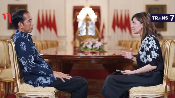 JADWAL Pelantikan Presiden   Presiden Jokowi Buka-bukaan Soal Kabinet Baru dan Tunggu Momentum