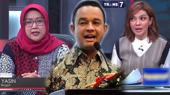 Najwa Shihab Kaget Gubernur Anies Baswedan Tak Undang Bupati Bogor Ade Yasin Bahas Banjir Jakarta