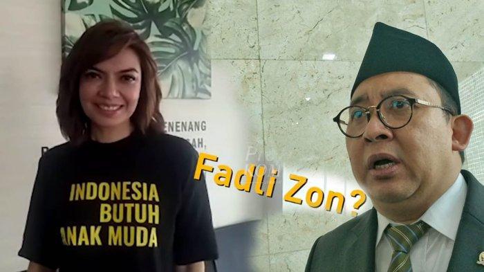 Jawaban Najwa Shihab Saat Ditanya Sosok Fadli Zon Wakil Ketua Umum Partai Gerindra