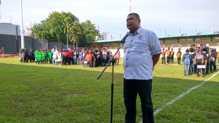 PSSI Kalbar Seleksi Bertahap Tim Futsal Pra PON