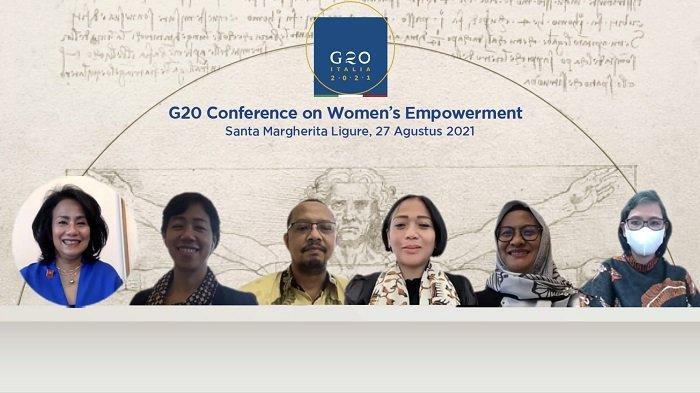 Konferensi Tingkat Menteri G20, Indonesia Usung Program Kepemimpinan Perempuan di Dunia Usaha