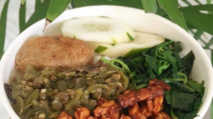 Nasi Padang Kekinian Ala Dapur Makuo