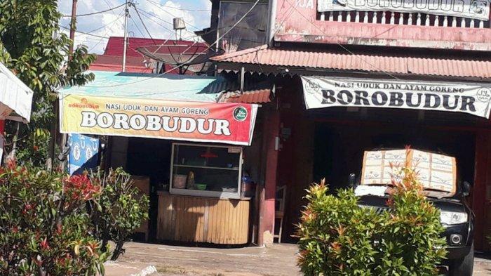Yuk Cobain Nasi Uduk dan Ayam Goreng Borobudur di Sanggau