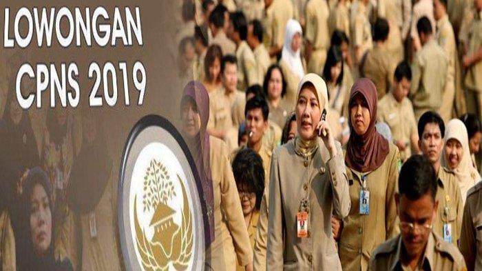 Nasib ASN Dampak Pindah ke Ibu Kota Baru di Kaltim, Inilah Kuota CPNS & P3K/PPPK 2019