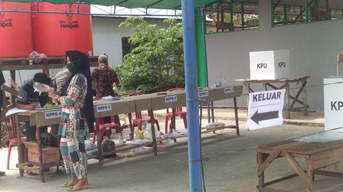 Bupati Nasir dan Kapolres Pastikan Pelaksanaan Pemungutan Suara Ulang di Kapuas Hulu Aman