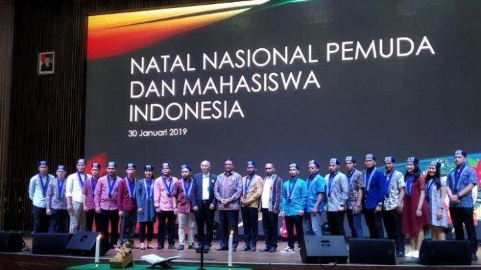 Rayakan Natal Nasional Mahasiswa dan Pemuda Indonesia, GMKI Gelar Seminar Kebangsaan