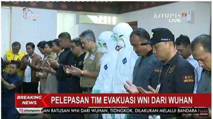 Natuna Kepulauan Riau Jadi Lokasi Karantina 250 WNI dari Virus Corona Pasca Evakuasi Wuhan China