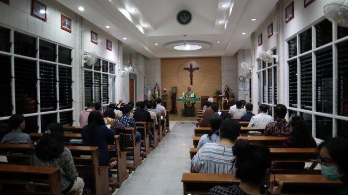 Perayaan Ulang Tahun Kongregasi Bruder MTB ke-166