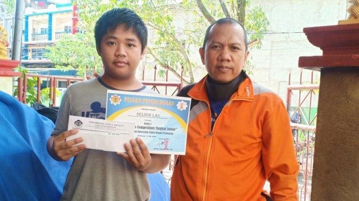 Raih Juara di Pertandingan Catur Online FE UPB, Nelson: Berawal dari Game Catur