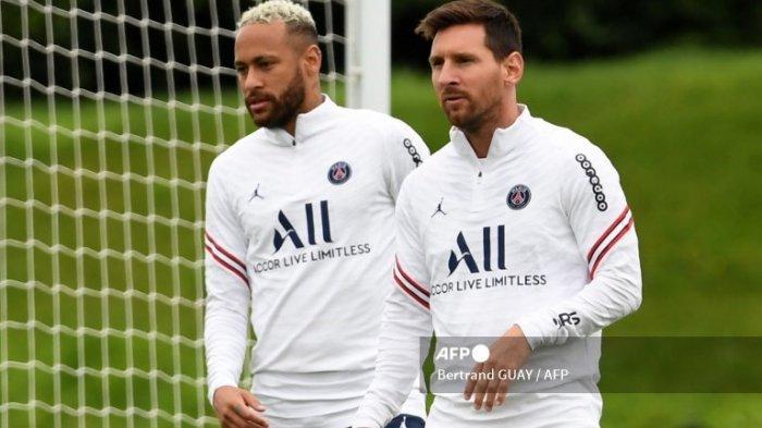 Paris Saint Germain Vs Club Brugge Jadwal Liga Champions & Daftar Susunan Pemain PSG Messi, Neymar