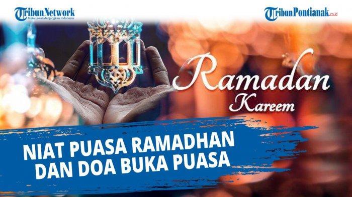 DOA Buka Puasa Ramadhan Lengkap Waktu Buka Puasa dan Imsak Jakarta Surabaya Semarang Jogya Bandung